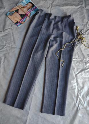 Классические брюки ,пояс на резинке