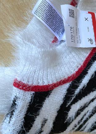 Пушистый свитер травка c&a 170/176, eur 38, s - m джемпер