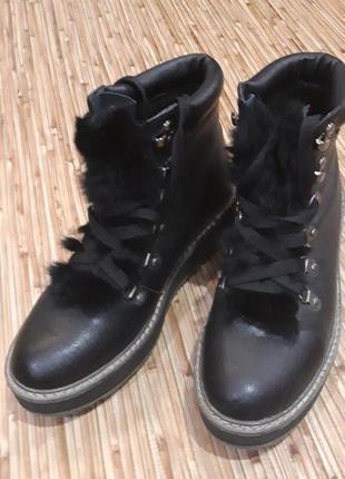 Ботинки осень- зима