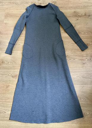 Эксклюзивное платье. двустороннее длинное.
