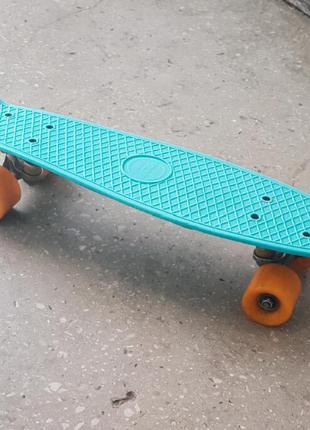 Скейт. penny board