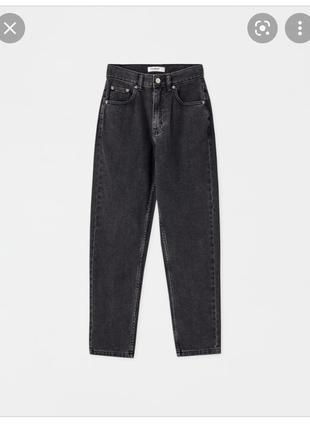 Идеальные базовые джинсы pull&bear mom zara