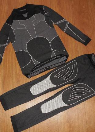 Термо костюм * front ian* стрейч,р. s-m..на подростка