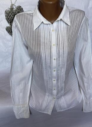 Шикарная воздушная рубашка  tommy hilfiger