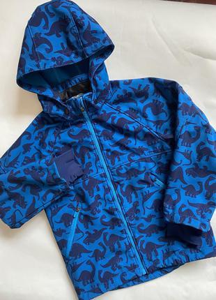 Куртка-кофта h&m на мальчика 7-8лет