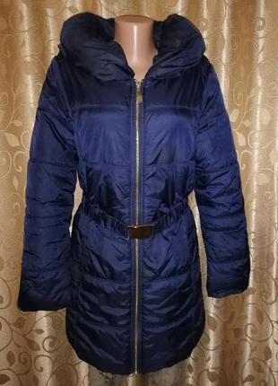 🌟🌟🌟стильная теплая женское полупальто, куртка new look🌟🌟🌟