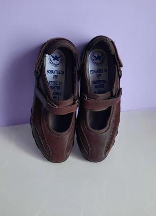 Туфлі-макасіни брендові шкіряні