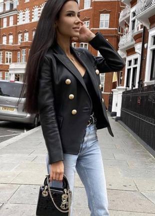 Пиджак на подкладке ( с плечиками)