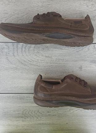 Clarks мужские кожаные туфли оригинал 44 размер на осень
