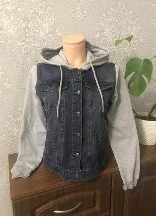 Джинсовый пиджак esmara