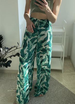 Пляжные брюки h&m