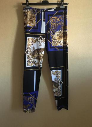 Цветные яркие лосины леггинсы seductive pants