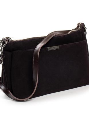 Женская замшевая сумка alex rai 8724.