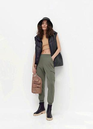 Штани-джогери для жінок. нові. розмір 34/xs. фірма reserved.