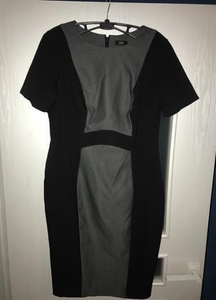 Стильное платье f&f р 44-46 new
