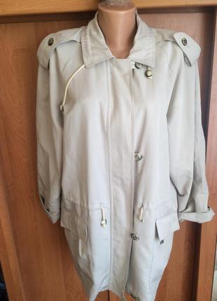 Куртка. ветровка, размер  l. piraiki.