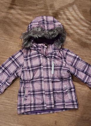 Куртка деми рост 110