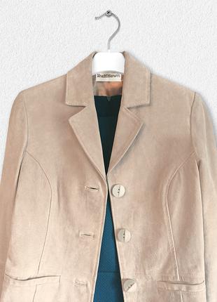 Ruff hewn (сша): куртка · тракер · пиджак · натуральная кожа
