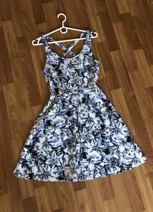 Шикарное платье сукня плаття летнее сарафан