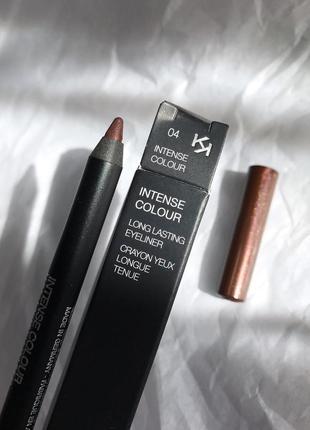 Карандаш для глаз kiko milano intense colour оттенок 04