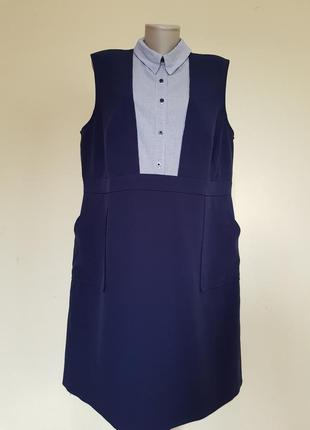 Оригинальное брендовое платье tu