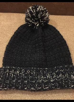 Шапка,вязанная шапка