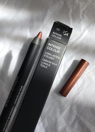 Карандаш для глаз kiko milano intense colour оттенок 03
