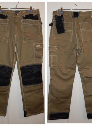 Брюки рабочие bluewear rough workwear pants. new
