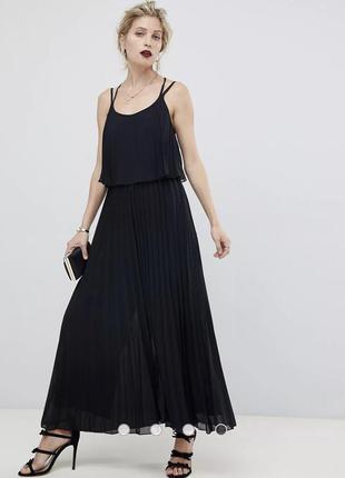 Комбинезон платье с кюлотами asos