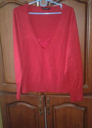 Красивьій свитер обманка
