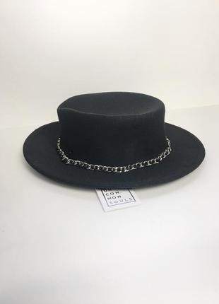 Капелюх, шляпа uncommon souls unisex