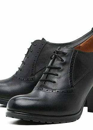 Брендовые туфли ботильоны ботинки geox respira натуральная кожа италия