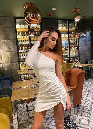 Платье «кофеин»