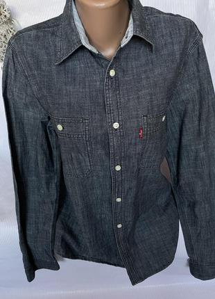 Крутая стильная рубашка levi's