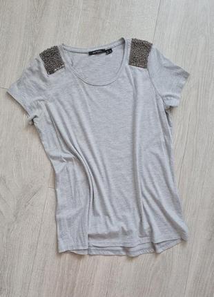 Esmara футболка із бісером розмір м-л