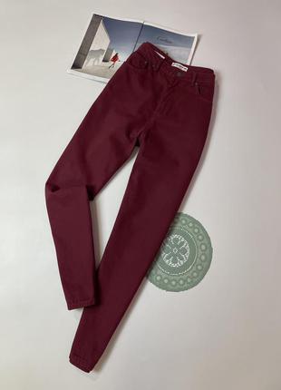 Плотные джинсы pull&bear