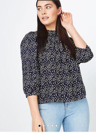 Супер модная блузка королевского размера,батал