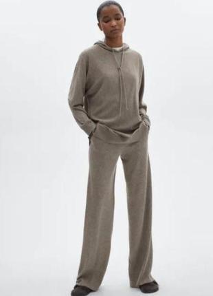 Шерстяные брюки массимо дутти