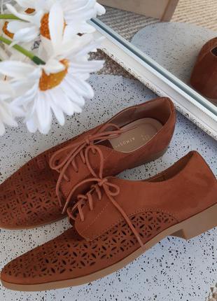 Осенние туфли, лоферы