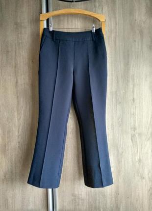 La redoute стильные укороченные брюки