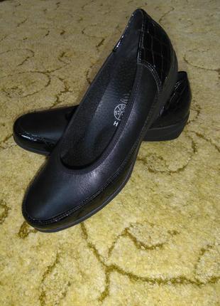 Кожаные туфли ara (100% кожа)