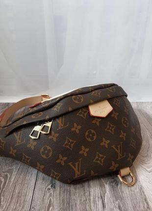 💄 сумка в стиле louis vuitton bumbag