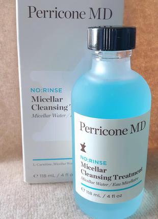 Очищающая мицеллярная вода perricone md
