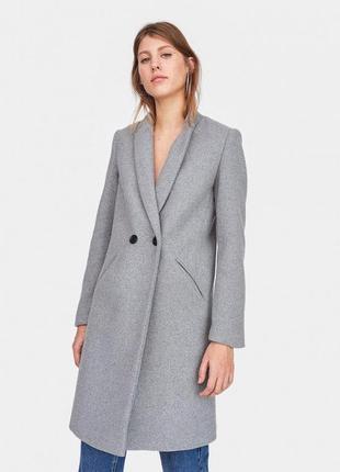 Демисезонное пальто бойфренд