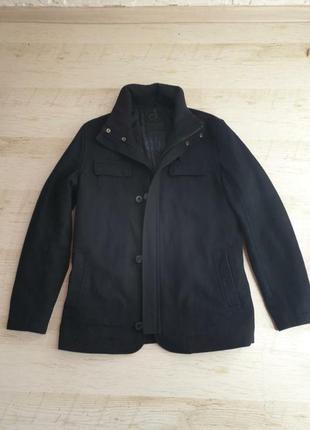 Стильное шерстяное пальто calvin klein