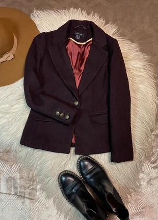 Пиджак размер xs