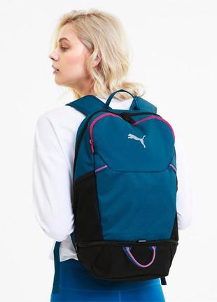 Рюкзак puma vibe оригінал наплічник унісекс 077307 01