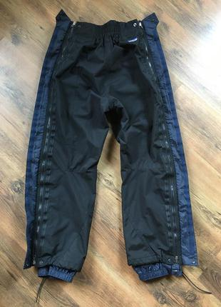 Крутые брендовые зимние защитные брюки patagonia оригинал