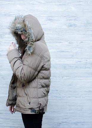 Теплая курточка atmosphere