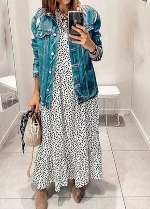 Zara платье zara